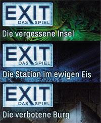 Exit - Das Spiel (Serie 2) Cover