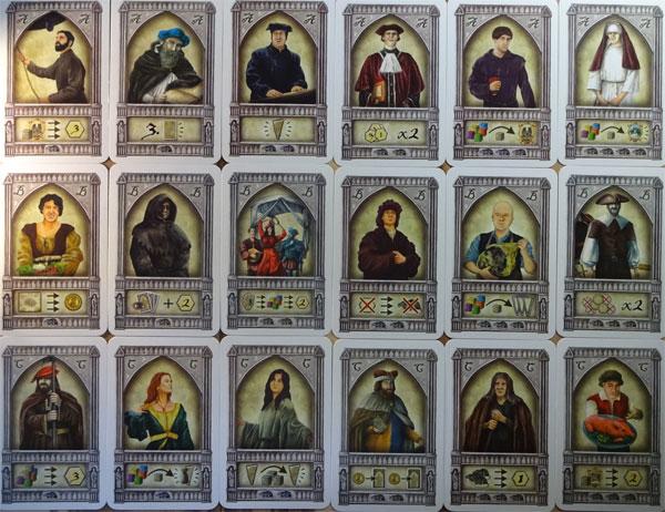 Notre Dame Neue Personen