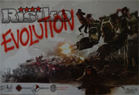 Risiko Evolution Cover