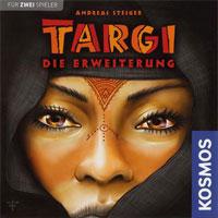 Targi - Die Erweiterung Cover