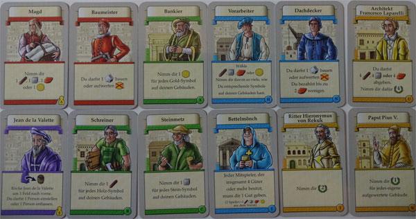 Valletta Spielkarten