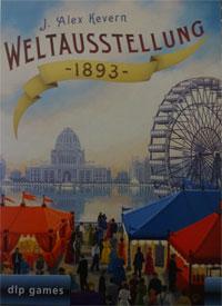 Weltausstellung 1893 Cover