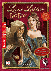 Love Letter Big Box Cover