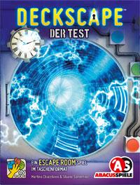 Deckscape Der Test Cover