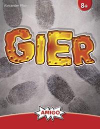 Gier Cover