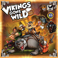 Vikings Gone Wild Cover