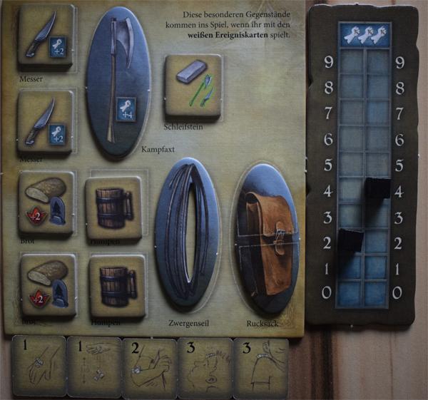 Andor Bonus-Box Ausrüstung