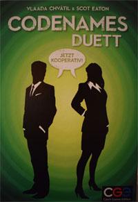 Codenames Duett Cover