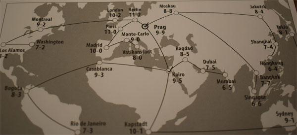 Codenames Duett Landkarte
