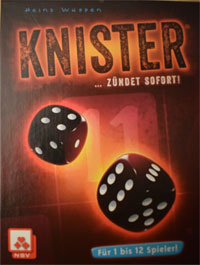 Knister Cover