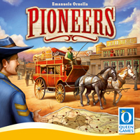 Pioneers Cover