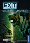 Exit - Buch: Keller der Geheimnisse / Cover