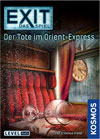 Exit: Der Tote im Orient-Express Cover