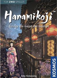 Hanamikoji Cover