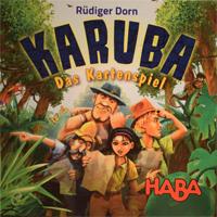 Karuba - Das Kartenspiel Cover