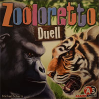 Zooloretto Duell Cover