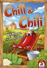 Chill & Chili Cover