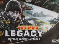 Pandemic Legacy - Season 2 Cover