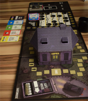 Safehouse Spielplan