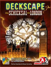 Deckscape - Das Schicksal von London Cover