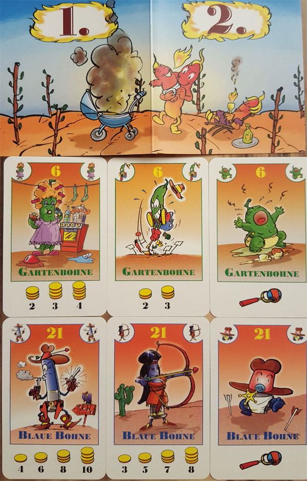 Ladybohn Spielkarten