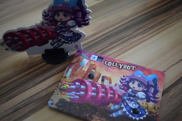 Lollybot