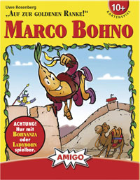 Marco Bohno Cover