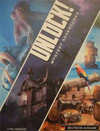 Unlock Mystery Adventures Cover