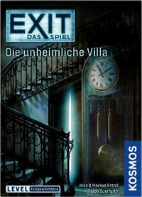 Exit Villa Cover