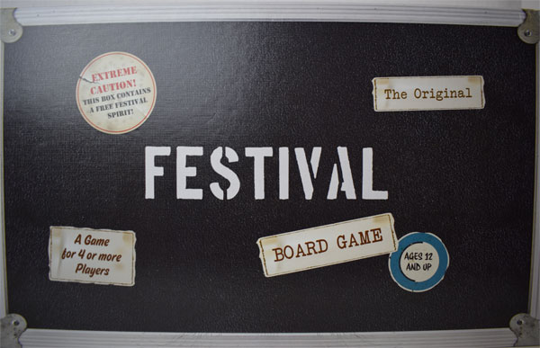 Festival Board Game Cover