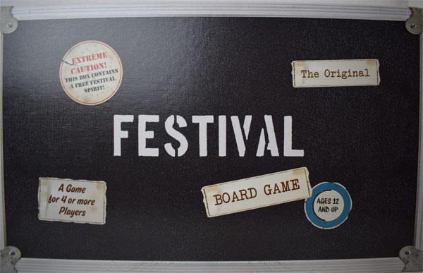 Festival Board Game Cover