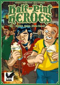 Half Pint Heroes Cover