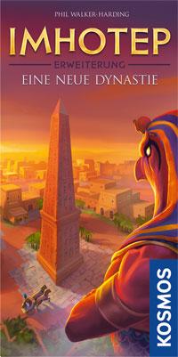 Imhotep - Eine neue Dynastie Cover
