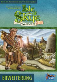 Isle of Skye - Wanderer Cover
