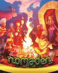 Nomaden Cover