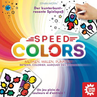 Speed Colors Cover