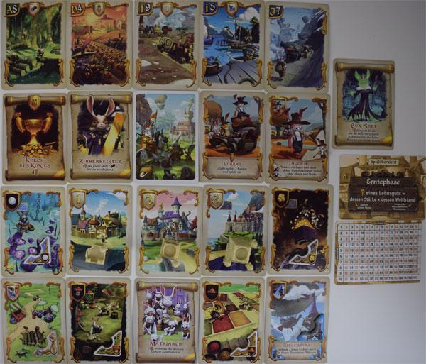 Bunny Kingdom Karten