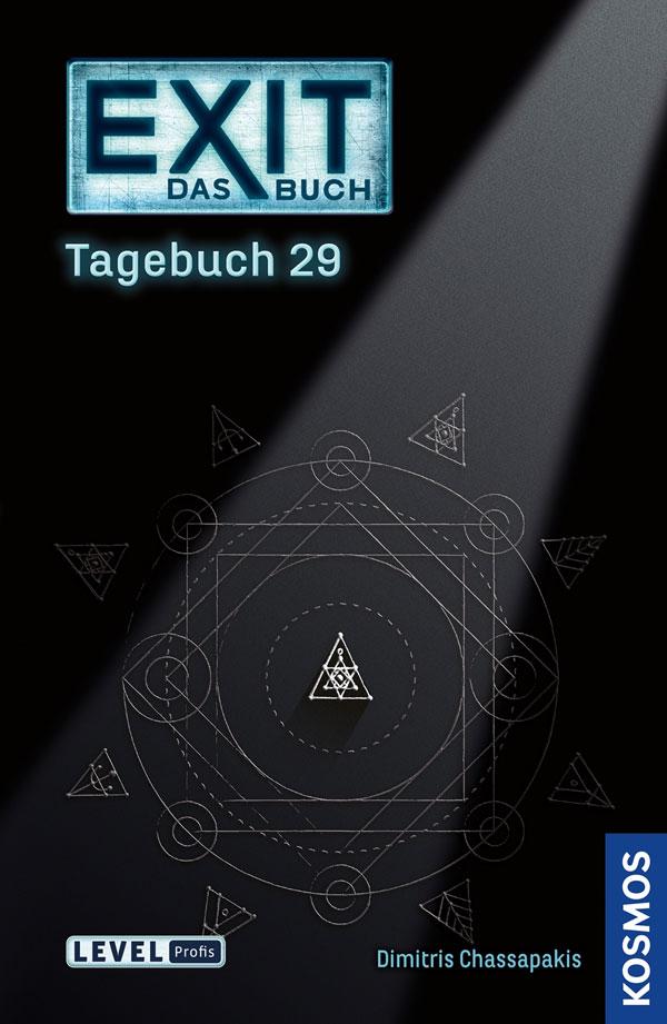 Exit - Das Buch: Tagebuch 29 Cover