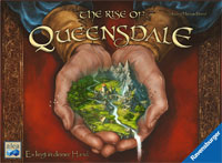 The Rise of Queensdale Cover