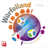Würfelland Cover