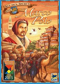Auf den Spuren von Marco Polo Cover