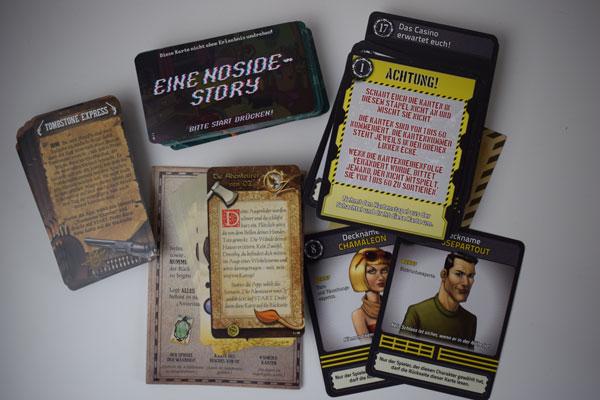 Kartenfluch(t) Spielkarten