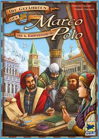 Die Gefährten des Marco Polo Cover