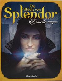 Die Städte von Splendor Cover