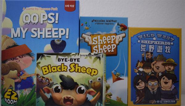 Schafe von der Spiel'17