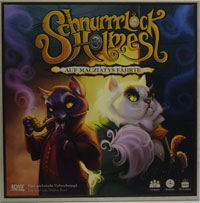 Schnurrrlock Holmes Cover