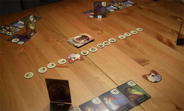 Schnurrrlock Holmes Spielsituation