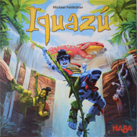 Iquazú Cover