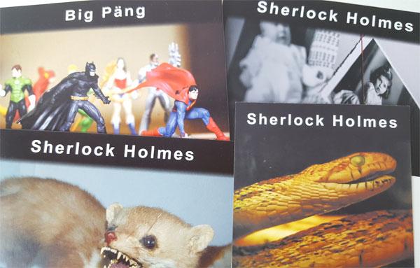 Big Päng - Sherlock Holmes