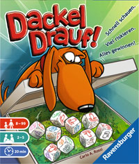 Dackel Drauf! Cover